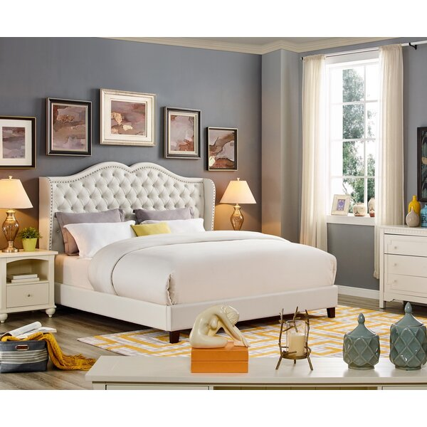 Nobhill Upholstered Standard Bed by Mercer41