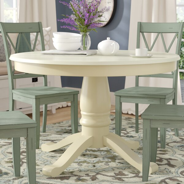 Ellisville Dining Table by Three Posts