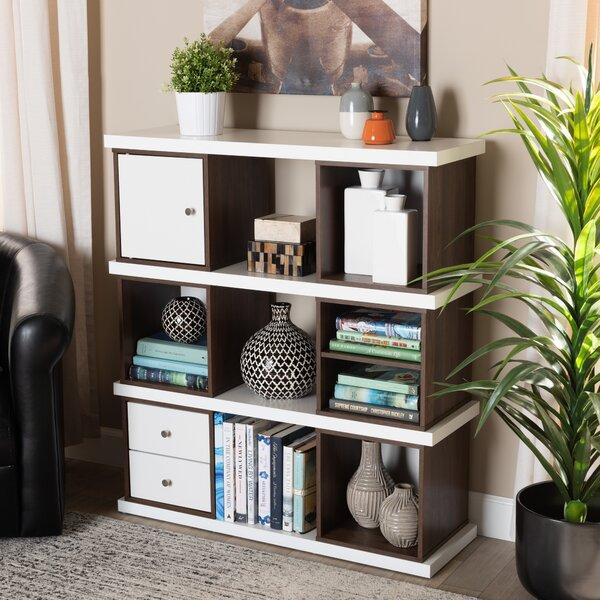 Mio Standard Bookcase By Ebern Designs