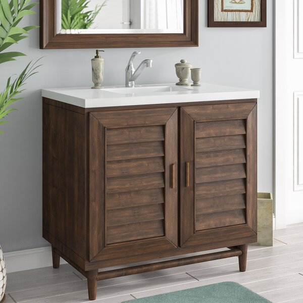 Musson 36 Single Bathroom Vanity Set by Beachcrest HomeMusson 36 Single Bathroom Vanity Set by Beachcrest Home