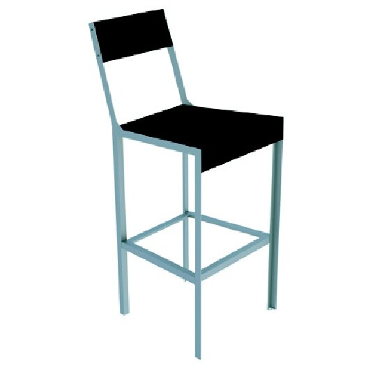 Etra 30 Patio Bar Stool by Modern Outdoor