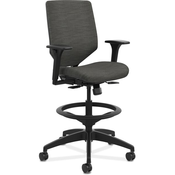 Solve ReActive Mid-back Drafting Chair by HON
