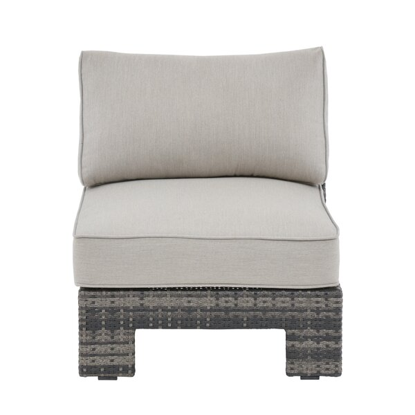 Krysten Lounge Chair with Cushion by Ivy Bronx
