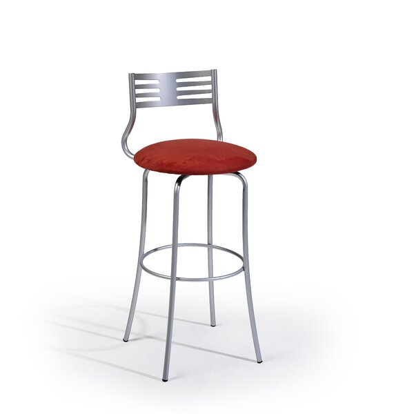 Sam 30 Swivel Bar Stool by Createch