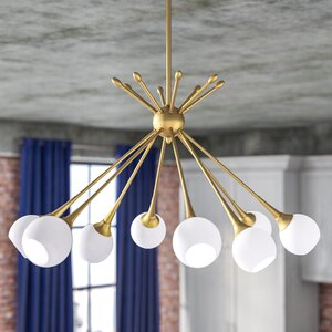 May 8-Light Sputnik Chandelier