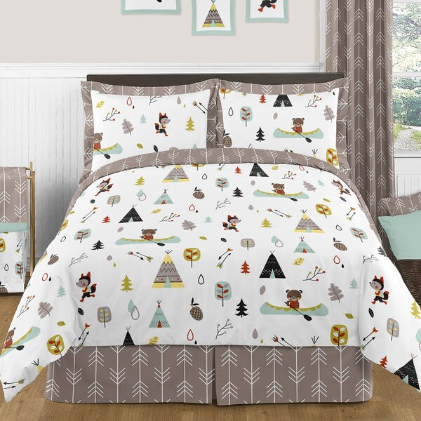 Outdoor Adventure 3 Piece Comforter Set by Sweet Jojo Designs