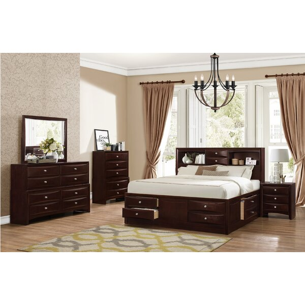 Oreland Platform 5 Piece Bedroom Set by Red Barrel Studio
