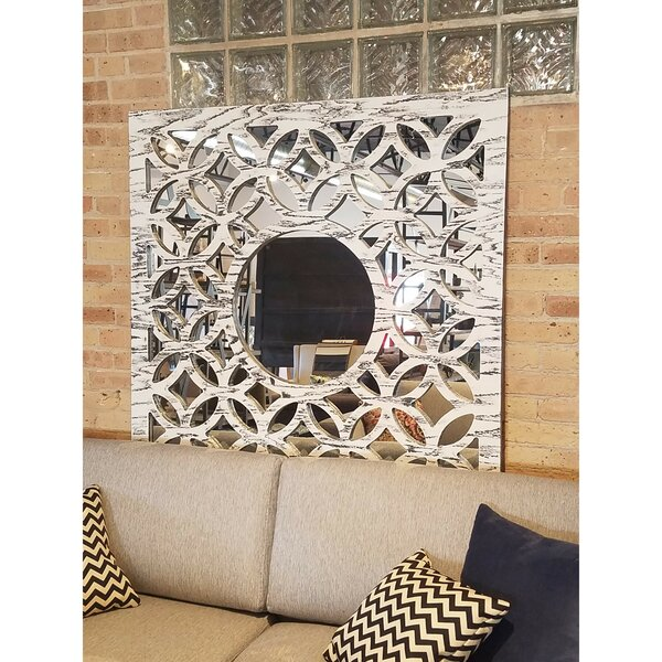 Eros Accent Mirror by REZ Furniture