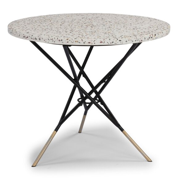 Oswesty Bistro Table by Ivy Bronx