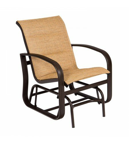 Cayman Isle Glider Chair by Woodard