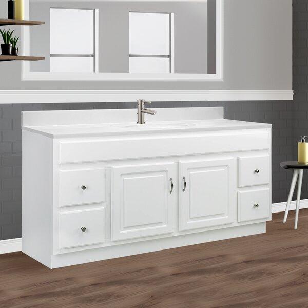 Searle 2-Door 4-Drawer 61 Single Bathroom Vanity