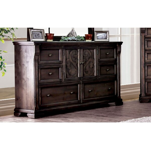 Bluxome Double Dresser by Canora Grey