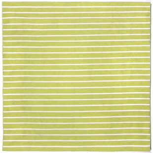 Find a Ranier Hand-Woven Lime/Green/Ivory Indoor/Outdoor Area Rug By Beachcrest Home