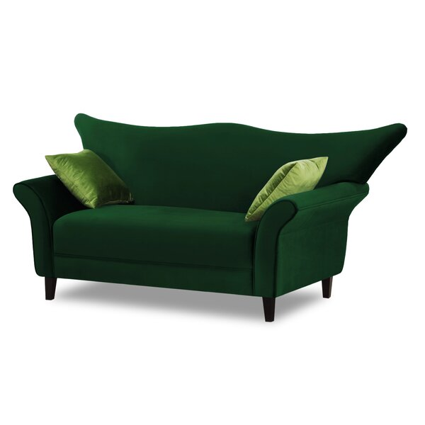 Behdad Loveseat by Everly Quinn