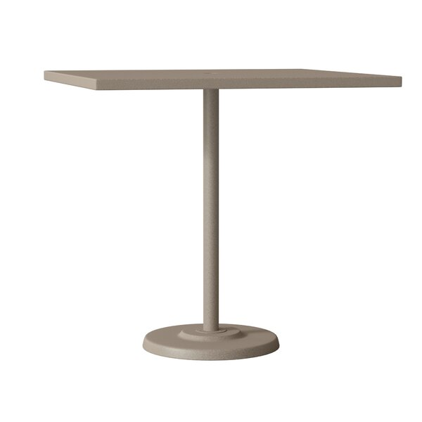 Boulevard Aluminum Bar Table by Tropitone Tropitone
