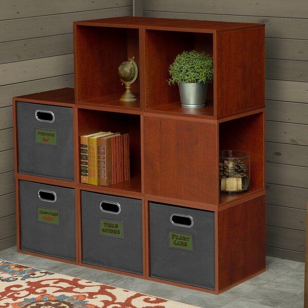 Review Cube Unit Bookcase