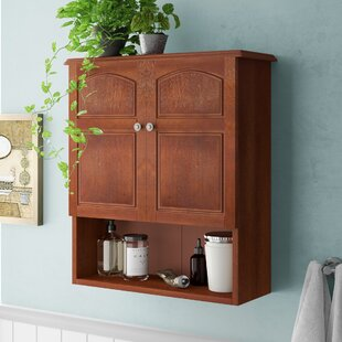 Best Reviews Brogden 22.25 W x 25 H Wall Mounted Cabinet ByCharlton Home