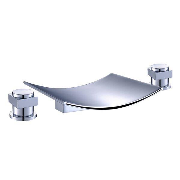 Widespread Bathroom Faucet By KANGJU