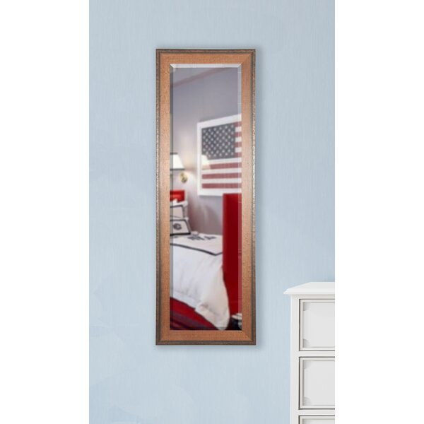 Timber Estate Full Length Beveled Body Mirror by Bungalow Rose
