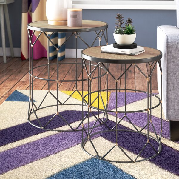 Bolander 2 Nesting Tables by Ivy Bronx