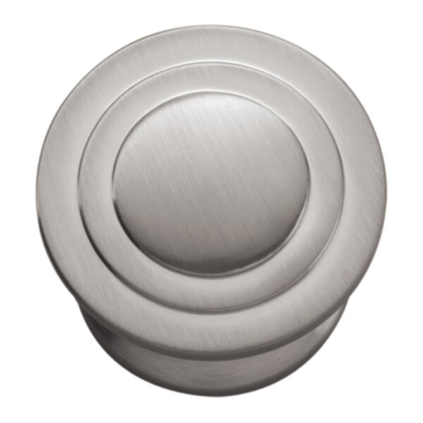 Deco Mushroom Knob by Hickory Hardware