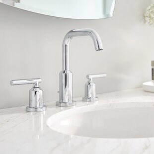 Gibson Standard Widespread Bathroom Faucet. By Moen