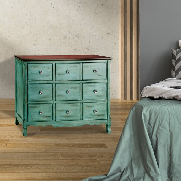 Bayfield 3-drawer Chest by Ophelia & Co.