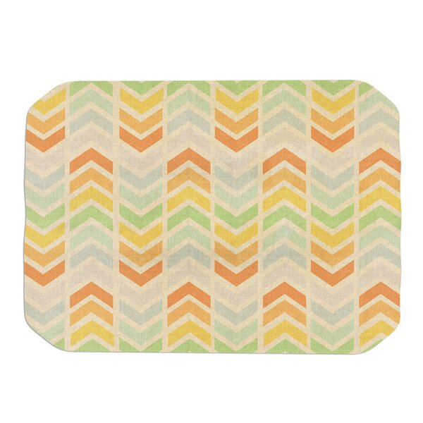 Infinity Placemat by KESS InHouse
