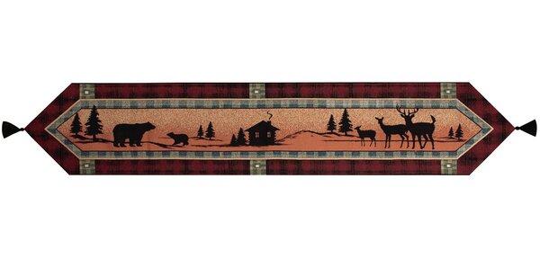 Bear Lodge Runner by Manual Woodworkers & Weavers
