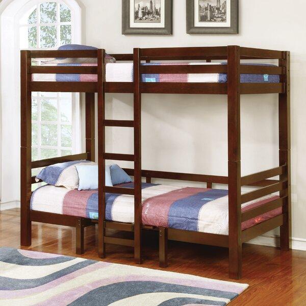 Ocilla Convertible Loft Slat Bunk Bed by Harriet Bee