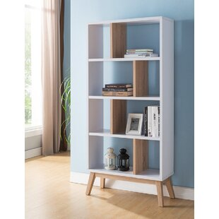 Falco Modern Contemporary Design Display Standard Bookcase
