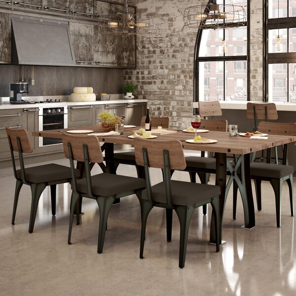 Everly 7 Piece Dining Set by 17 Stories