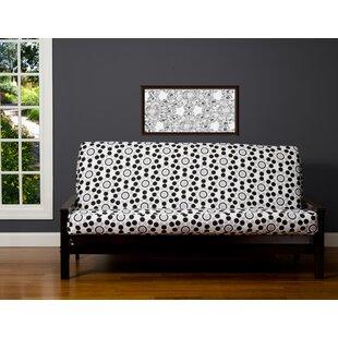 Zipper Box Cushion Futon Slipcover Brayden Studio