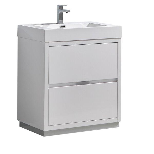 Senza Valencia 30 Single Bathroom Vanity by Fresca