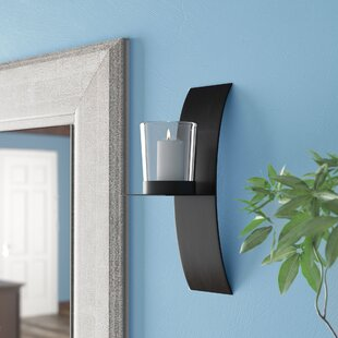 Contemporary Candle Sconce