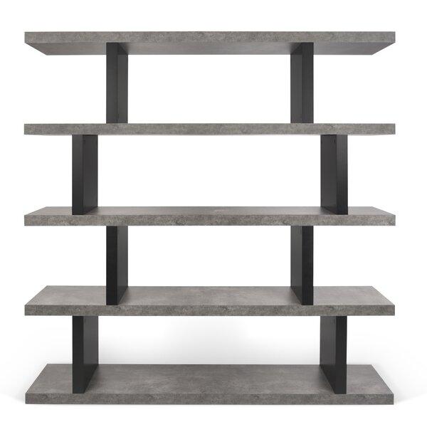 Step Geometric Bookcase By Tema