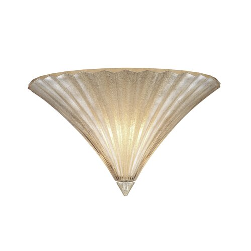 Eidson 1 Light Wall Lamp Astoria Grand Size: Large, Finish: