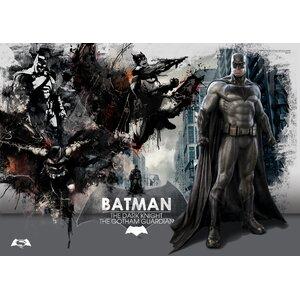 Batman Vs Superman (The Dark Knight) Graphic Art by MightyPrint