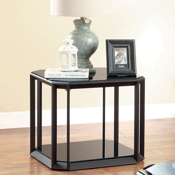 Nocturne End Table by Hokku Designs