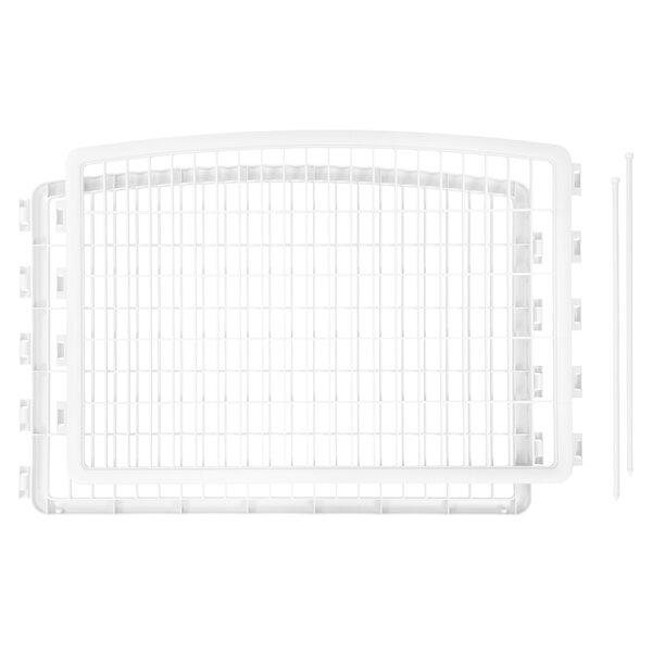 24'' Rocky Pet Pen Expansion Kit (Set of 2) by Tucker Murphy Pet