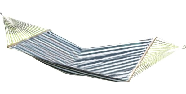 Lakeway Quilted Double Spreader Bar Hammock by Texsport