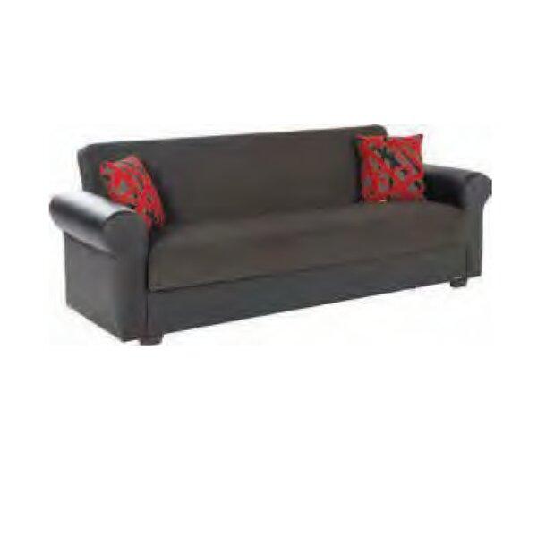 Review Marmillion 92.1'' Round Arms Sofa