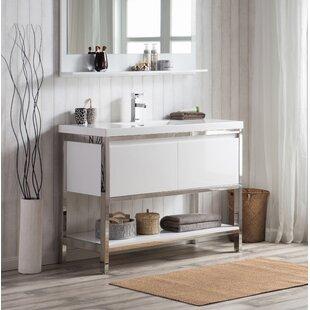 Find for McCook 48 Single Bathroom Vanity Set ByOrren Ellis