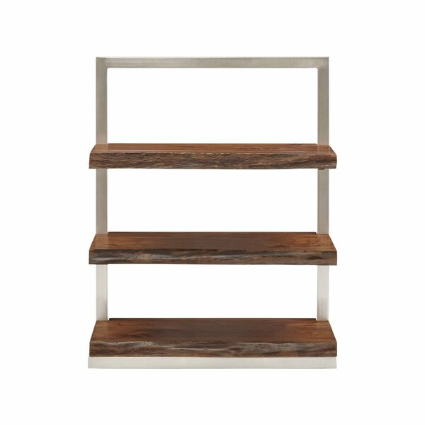 Union Rustic Black Bookcases