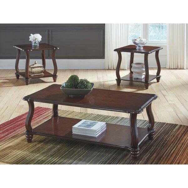Fazeley 3 Piece Coffee Table Set By Alcott Hill