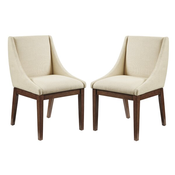 Arianna Upholstered Dining Chair (Set of 2) by Modern Rustic Interiors