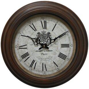 17 Wall Clock By Yosemite Home Decor