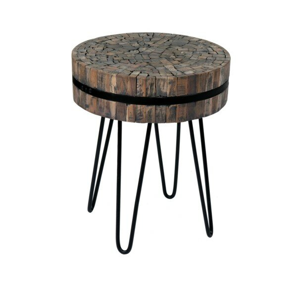 Lueras End Table by Union Rustic