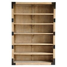Jackie 79 Standard Bookcase by Casual Elements