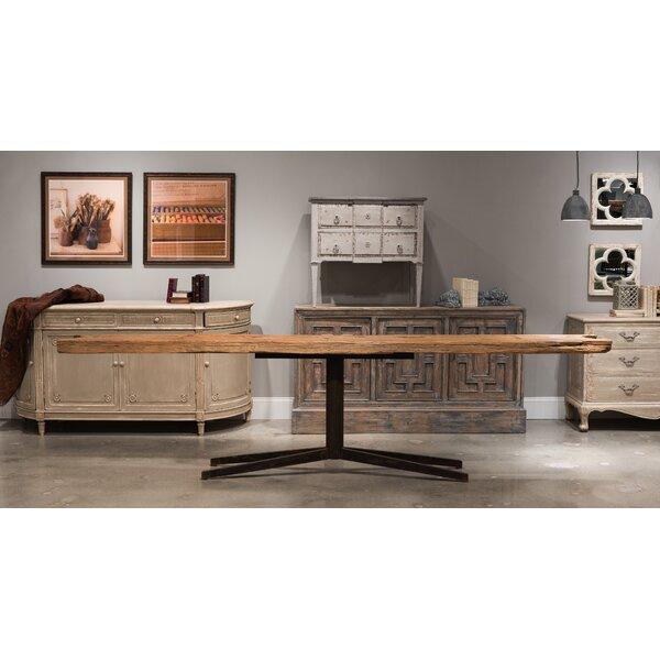 Wall Console Table by Sarreid Ltd